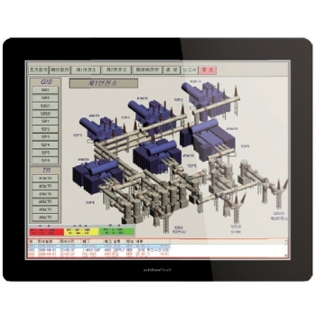 AutoBase Touch Panel 15""